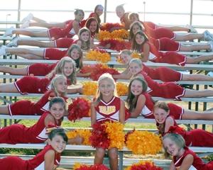 2012 Cheer